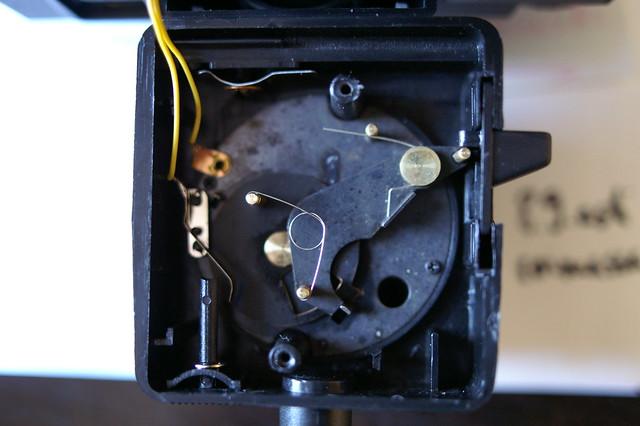 How to fix a Holga shutter mechanism