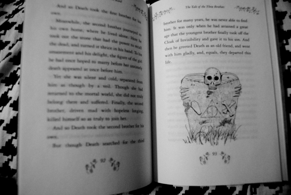 The worlds most recently posted photos of death and harrypotter the tales of beedle the bard warningdontreadthis tags death book harrypotter books beedlethebard m4hsunfo