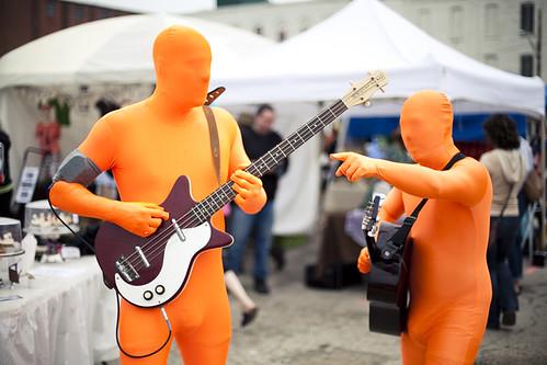 Orange Men