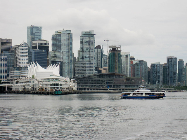 Vancouver Harbour Cruise-14