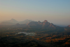 Mt. Raj (morten.hammer) Tags: travel sunset sky sun india mountain nature landscape nikon d70 maharastra hillstation matheran incrediblenature theindiatree