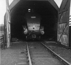 60009 'Union of South Africa' at Thornton Jct Shed 27th March 1967 + LIST OF LOCO'S ON SHED (Railway Dave & Jim Freebury) Tags: britishrailways uksteam gresleya4