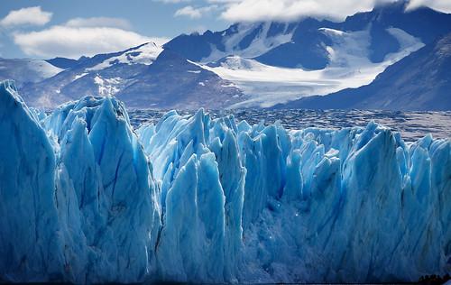 フリー写真素材, 自然・風景, 氷河・氷山, アルゼンチン共和国,