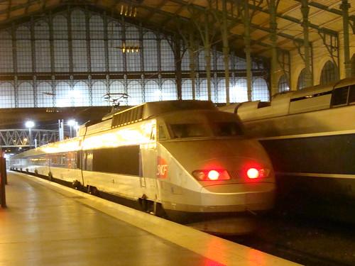 Arrival Gare de Nord (4)