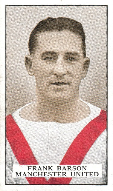 """Famous Footballers"" - Gallaher Ltd. - Series of 50 - (1926)."