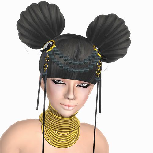 test skin&Chapeau tres Mignon2