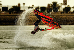 Get wild and Cool off (Abdullateef Al Marzouqi) Tags: wild orange ski freestyle action jet abudhabi splash laati ysplix