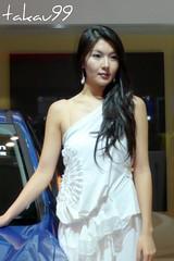 Tokyo Motor Show Girl 2007 (_takau99) Tags: auto show november portrait woman hot cute sexy bunny girl beautiful beauty smile topv111 japan lady female booth asian lumix japanese tokyo model topv555 topv333 asia pretty topv1111 topv999 topv444 young babe topv222 panasonic chiba   topv777 motor lovely messe topv666 2007 makuhari topv888 boothbabe fx30 boothbunny takau99 dmcfx30