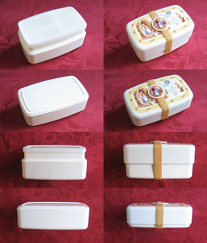 New Bento Box -- Little Bunnies