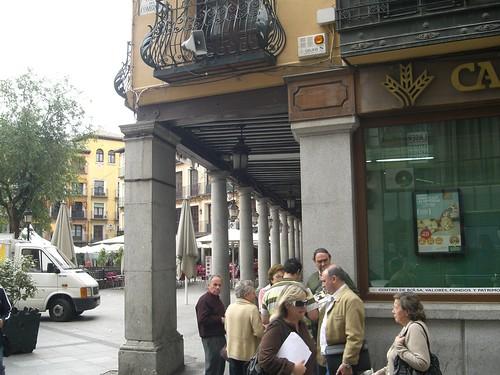 Plaza de Zocodover, Toledo. 2008