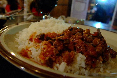 Dinner in Calangute