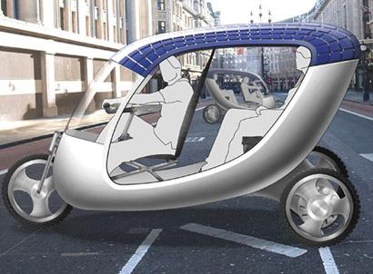 Solar Cab