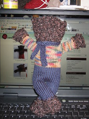 Bear Without a Face 1st bear for motherbear