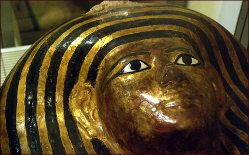 2008_0610_163110AA Egyptian Museum, Turin por Hans Ollermann.