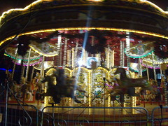 Merry go round (Katiethestaunchino) Tags: edinburgh go carousel round merry