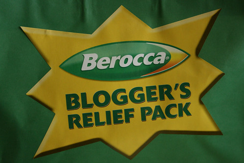 Blogger Relief Pack