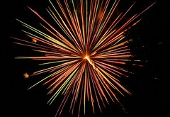 When the Crayola Factory Explodes (Tory's Captive Light) Tags: show light summer sky food minnesota night wow spectacular fire lights high nikon colorful shine bright display fireworks awesome firework sparkle works explode tory tish exploding exploded