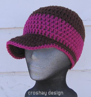 Slouchy Crochet Hat (Free Crochet Pattern!)   Little