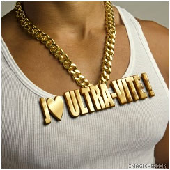 Pas trop bling-bling, ce collier ?