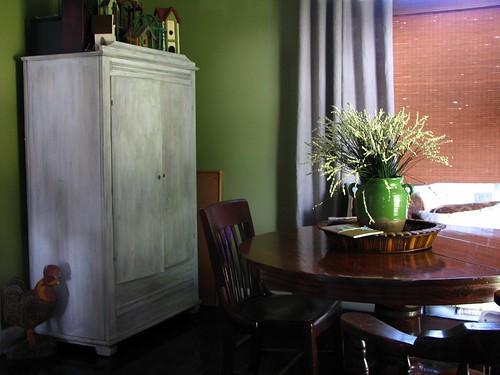 painted cedar robe