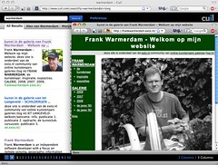 Cuil and Frank Warmerdam mismatch