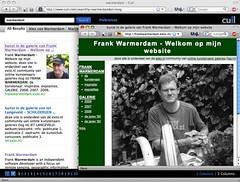 Cuil and Frank Warmerdam mismatch
