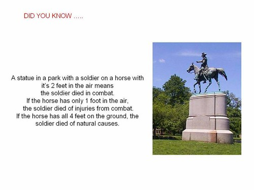 interesting facts statue