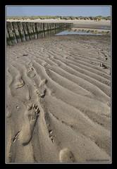 Yellow cabin (Eddy Westveer) Tags: beach strand photoshop zeeland fkk cs3 nudistbeach oostkapelle naakstrand top20beaches