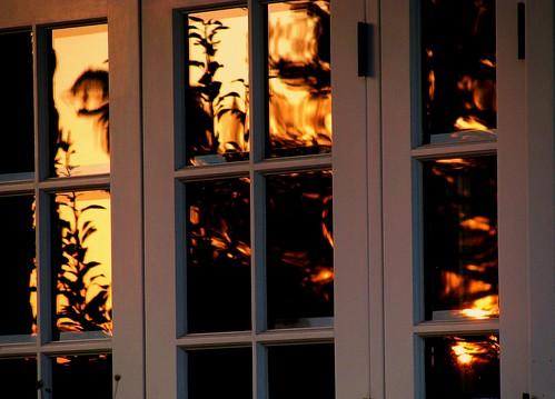 Pulire i vetri di casa