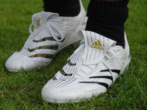 The New Boots....