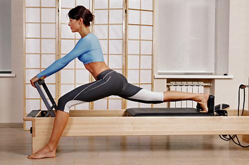Benefícios da saúde com Pilates