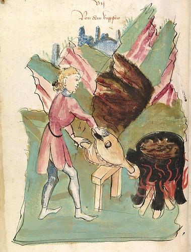 14- fol. 353v -Preparando el cobre