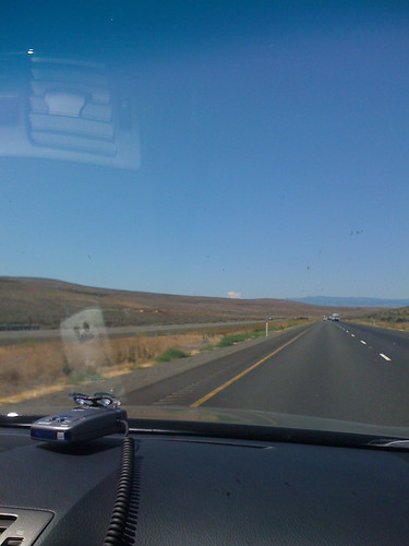 Driving from Spokane to Seattle