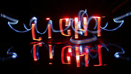 LightPainting Tutorial - Light de Mishel Churkin