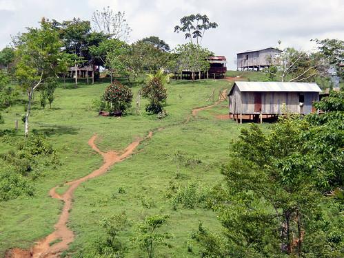 Raiti, Nicaragua