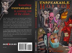 Cover for Unspeakable Horror: From the Shadows of the Closet