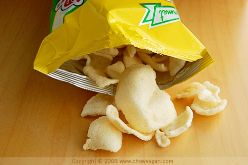 Dandy's Onion-Garlic Flavored Chips