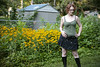 Alt.Skirt - Black mini