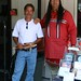 Me w Mark Hicks, Native American Indian, Cherokee Reservation