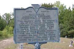 Providence ARP Historical Marker