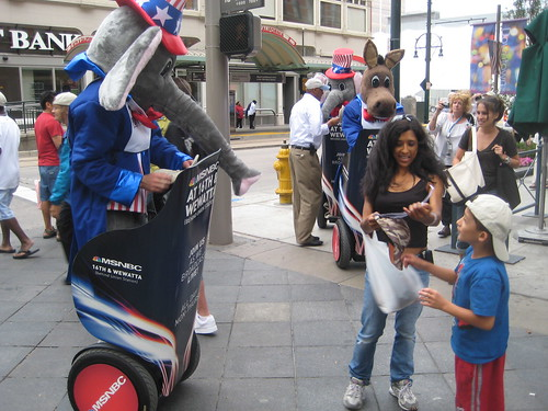 Msnbc Segway Team Turns Heads In Downtown Denver - 2800116028 E42713Cb5A 3