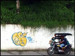 Before you were born..  (Philippines) (Drax WD) Tags: africa london art america graffiti asia europe bangkok philippines graff wd