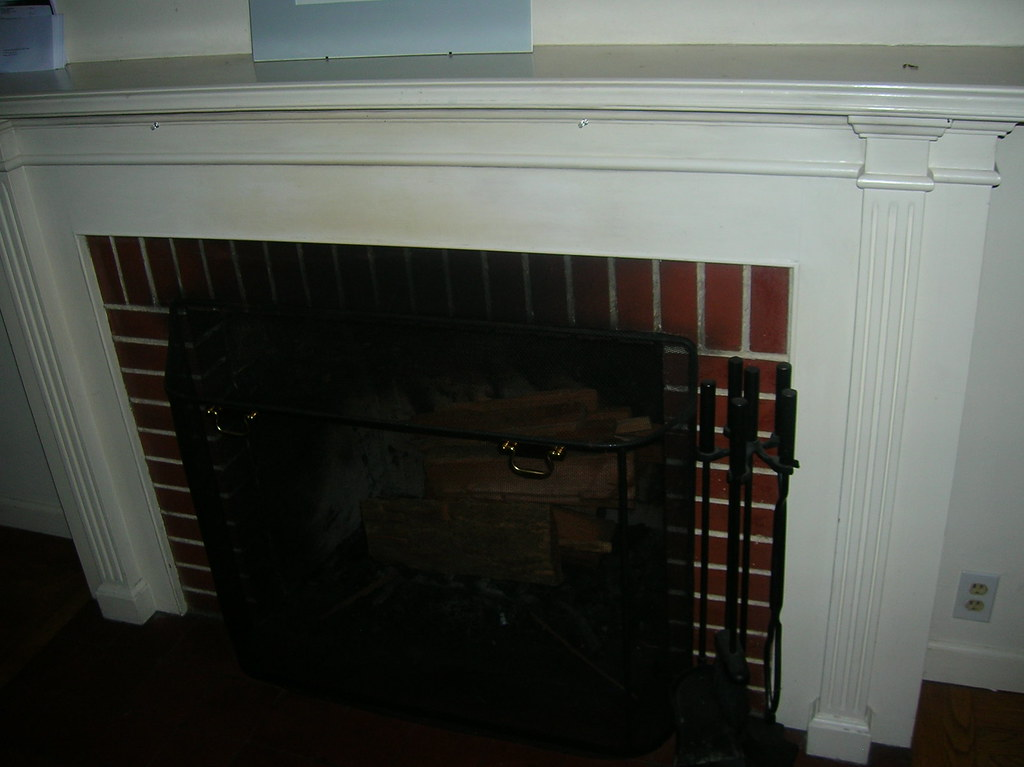 Clean Brick Around Fireplace Clean Brick Allergy Free