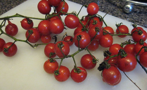 Super Sweet Cherry Tomatoes