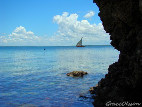 Sailing at Indic´s Ocean - Mozambique