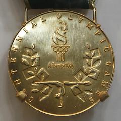 Medalla de Altanta 96
