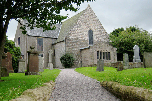 Symington Norman church