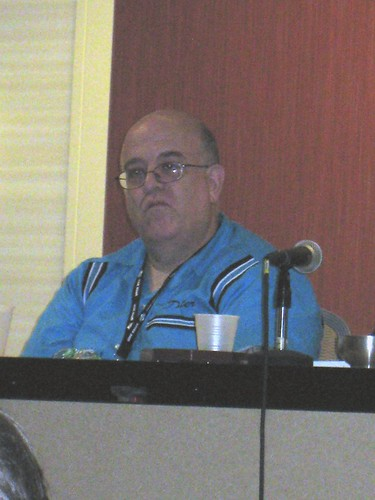 Dragon*Con - Peter David writer of Star Trek novels and comics