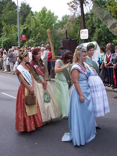 Schönheitsköniginnen