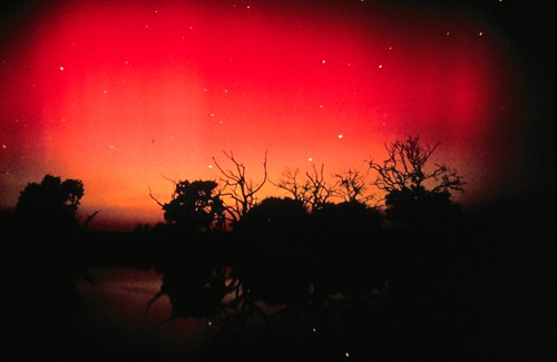 19 Great Red Aurora